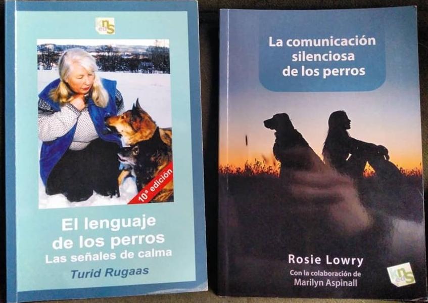 Libros sobre comunicacion canina